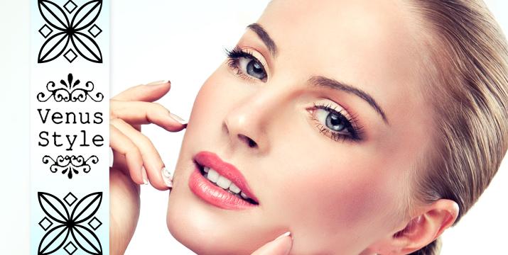 BEST PRICE!! 10€ από 120€ (-92%) για ένα βαθύ βιολογικό καθαρισμό προσώπου με ατμό και οξυγόνο, μάσκα πρωτεΐνης μεταξιού, ενυδάτωση με βλαστοκύτταρα ή Βotox (μη ενέσιμο) ή χαβιάρι και μάσκα υαλουρονικού οξέος, από το Ινστιτούτο Αισθητικής Venus Style στην Πατησίων, δίπλα στο σταθμό Βικτώρια. εικόνα