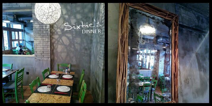 Μόνο 24€ από 40€ (-40%) για Πλήρες Γεύμα 2 Ατόμων στο ατμοσφαιρικό μεζεδοπωλείο Sixtie's Dinner στον Κεραμεικό! Σε ένα όμορφο πάντρεμα ξύλου, μετάλλου, γκρίζου και φωτεινού πράσινου, υποδέχεται τον κόσμο της περιοχής και όχι μόνο! Πέμπτες live jazz & swing βραδιές και Κυριακές ζωντανή μουσική με έντεχνο πρόγραμμα. εικόνα