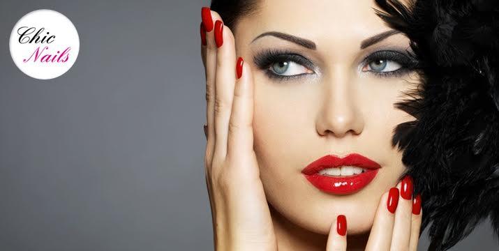 Ημιμόνιμο Mανικιούρ & Φρύδια!! 8€ για 1 ή 14€ για 2 ολοκληρωμένα manicure (απλό ή γαλλικό) με ημιμόνιμη βαφή διάρκειας 3 εβδομάδων και ΔΩΡΟ αποτρίχωση στο άνω χείλος ή σχηματισμός φρυδιών, από το Chic Nails στο Mετρό Αγ. Δημητρίου! εικόνα