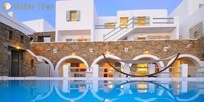 Πάσχα στην κοσμοπολίτικη Μύκονο με Ακτοπλοικά!! Από 155€ / άτομο για Πάσχα & Πρωτομαγιά στη Μύκονο που περιλαμβάνει: 3 Διανυκτερεύσεις στο Paola's Beach ή στο Paola's Town, Ακτοπλοϊκά εισιτήρια Ραφήνα-Μύκονος-Ραφήνα, Μεταφορά από το λιμάνι της Μυκόνου προς το ξενοδοχείο και αντίστροφα, Πασχαλινό εορταστικό γεύμα στην πισίνα του ξενοδοχείου από το Escape Team Travel. εικόνα