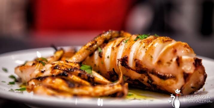 Γεύμα Θαλασσινών για 2 ή 4 άτομα!! Από 17.3€ για ένα γεύμα 2 ατόμων ή 35€ για ένα γεύμα 4 ατόμων στα Ψαράκια & Θαλασσινά σε Κηφισιά, Χαλάνδρι & Βάρκιζα που περιλαμβάνει ορεκτικό, σαλάτα, ψαρομεζέδες και καρπούς της θάλασσας που θα γεμίσουν το τραπέζι σας!! εικόνα