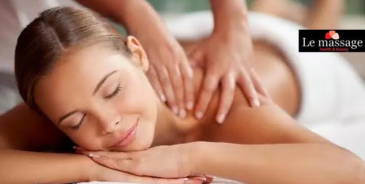 6€ από 15€ (-60%) για ένα ολόσωμο χαλαρωτικό μασάζ με αιθέρια έλαια διάρκειας 45' για 1 άτομο ή 12€ για 2 άτομα ή για ένα ζευγάρι σε κοινό δωμάτιο, από το εξειδικευμένο και ολοκαίνουργιο κέντρο Le Massage στο Χολαργό, αξίας 15€ - έκπτωση 60% εικόνα