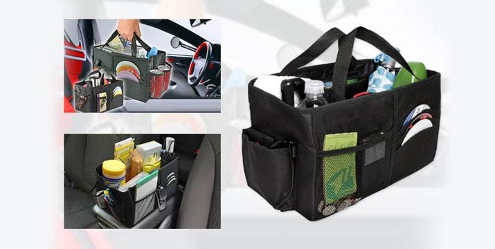 12,90€ για μια Τσάντα Oργάνωσης Aυτοκινήτου, από την DoneDeals Goods με ΔΩΡΕΑΝ πανελλαδική αποστολή στο χώρο σας. εικόνα