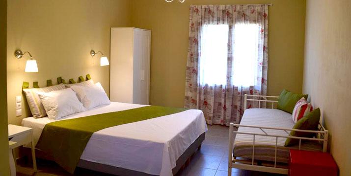 119€ για 4 ήμερες/3 διανυκτερεύσεις 2 ατόμων σε δίκλινο δωμάτιο, στο Kallisti Seaside Studios στην Σκόπελο. εικόνα