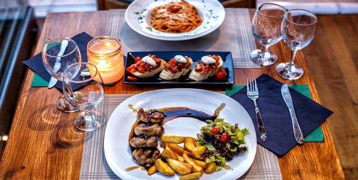 €10 από €20 (-50%) για γεύμα 2 ατόμων με ελεύθερη επιλογή από τον κατάλογο φαγητού και ποτού στο Loft All Day Cafe Bar Restaurant στου Ζωγράφου. εικόνα
