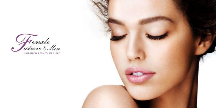 15€ από 40€ (-63%) για έναν Βαθύ Καθαρισμό Προσώπου με Peeling από Ζεόλιθο και προϊόντα πλούσια σε φυσικά συστατικά υψηλής ποιότητας με εκχυλίσματα βοτάνων βιταμίνες και αλόη, στον πολυχώρο ομορφιάς Female Future & Men Hair, Beauty & Spa στο Παλαιό Φάληρο. εικόνα