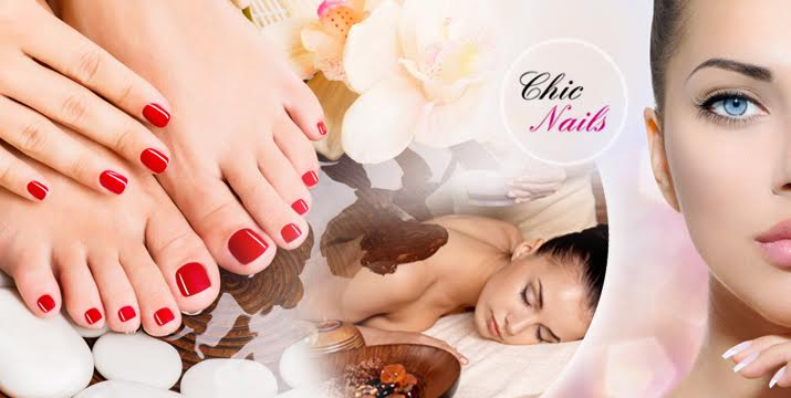 Πακέτο ομορφιάς 4 σε 1!! 14,90€ για (1) manicure με ημιμόνιμη βαφή, (1) pedicure, (1) σχηματισμό φρυδιών και (1) spa σοκολατοθεραπείας χεριών και ποδιών, από τα Chic Nails σε Αγ. Δημήτριο, Γλυφάδα, Κηφισιά και Αρτέμιδα. εικόνα