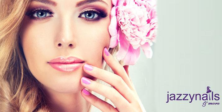 15,90€ από 35€ (-54%) για Τεχνητά Νύχια (tips) με Ακρυλικό χτιστό με επιλογή διάφανο μπεζ ή ροζ και ΔΩΡΟ 2 glitter ΚΑΙ strass, στο Jazzy Nails and More στον Άγιο Δημήτριο. εικόνα