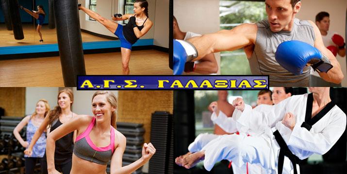 19€ από 55€ (-66%) για (1) Μήνα Μάθημα με επιλογή από Pilates ή Yoga, από τον Αθλητικό Γυμναστικό Σύλλογο Γαλαξία στην Πετρούπολη.