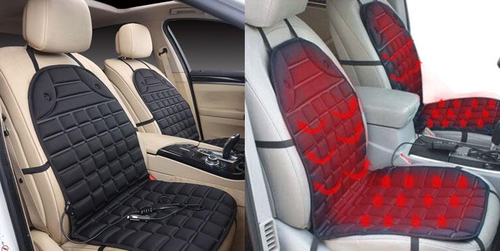 17,90€ από 24,90€ για ένα Θερμαινόμενο Κάλυμμα για το Κάθισμα του Αυτοκινήτου, από την DoneDeals Goods με ΔΩΡΕΑΝ πανελλαδική αποστολή στο χώρο σας. εικόνα