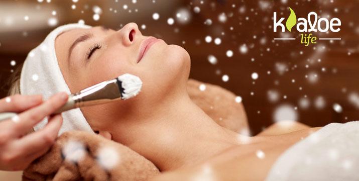 39€ από 390€ (-90%) για ένα VIP Golden Luxury Face & Body Treatment που περιλαμβάνει 1 Βαθύ Καθαρισμό Προσώπου, 1 Θεραπεία Βαθειάς Ενυδάτωσης και Θρέψης Aloe Blooming, 1 Spa Pearl Face Treatment και 1 Ενεργειακό Μασάζ με Όστρακα και Ζεστά Αρωματικά Έλαια, στο Kaloe Life στο Κολωνάκι. εικόνα