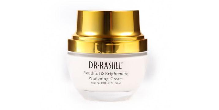 14,90€ από 19,90€ για μια Αντιγηραντική Κρέμα Ημέρας Dr.Rashel 30g για Καθαρισμό & Ενυδάτωση του προσώπου με κολλαγόνο και σωματίδια χρυσού 24K, από την DoneDeals Goods με ΔΩΡΕΑΝ πανελλαδική αποστολή στο χώρο σας.