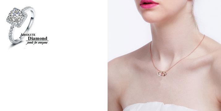 9,90€ από 35€ (-72%) για ένα Κολιέ με 3 καρδιές σε Ροζ Χρυσό 18Κ, με ΔΩΡΕΑΝ πανελλαδική αποστολή στο χώρο σας από την Absolute Diamond.