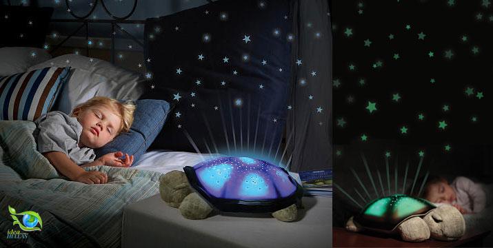 """7,90€ από 19,90€ (-65%) για ένα Φωτιστικό Χελώνας Twilight Turtle Star Light, με παραλαβή ή δυνατότητα πανελλαδικής αποστολής στο χώρο σας από το """"Idea Hellas"""" στη Νέα Ιωνία. εικόνα"""