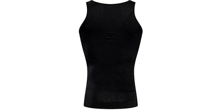 11,90€ από 19,90€ για μια Αμάνικη Μπλούζα Σύσφιξης Κοιλιάς σε μαύρο χρώμα,  από την DoneDeals Goods με ΔΩΡΕΑΝ πανελλαδική αποστολή στο χώρο σας.
