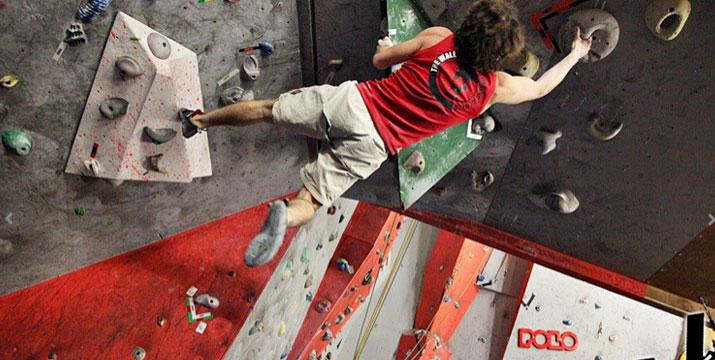Μάθημα Αναρρίχησης στο φημισμένο The WALL Sport Climbing Center στην Παλλήνη εικόνα