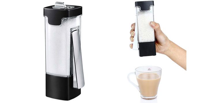 5,90€ από 11,90€ για ένα Dispenser με Δοσομετρητή για τη ζάχαρη, τον καφέ ή το αλάτι, με δυνατότητα παραλαβής και πανελλαδικής αποστολής στο χώρο σας από την DoneDeals Goods.