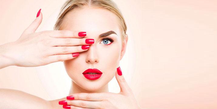15€ από 35€ (-57%) για ένα (1) Manicure Ημιμόνιμο, έναν (1) Καθαρισμό Φρυδιών ΚΑΙ μια (1) Αποτρίχωση άνω χείλους με κλωστή ή για ένα (1) Manicure & ένα (1) Spa Pedicure με απλή βαφή, έναν (1) Καθαρισμό Φρυδιών και μια (1) Αποτρίχωση άνω χείλους με κλωστή, από το