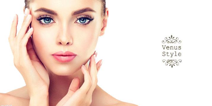 10€ από 120€ (-92%) για έναν (1) Βαθύ & Σχολαστικό Καθαρισμό Προσώπου με ατμό και οξυγόνο, μάσκα πρωτεΐνης μεταξιού, αφαίρεση σμίγματος, ενυδάτωση με βλαστοκύτταρα ή Βotox (μη ενέσιμο) ή χαβιάρι και μάσκα υαλουρονικού οξέος προσώπου καθώς και ενυδάτωση με ενυδατικές μάσκες από ίνες μεταξιού ή 18€ από 240€ για δύο (2) Καθαρισμούς και Ενυδατώσεις Προσώπου, από το Venus Style δίπλα στο σταθμό Βικτώρια. εικόνα
