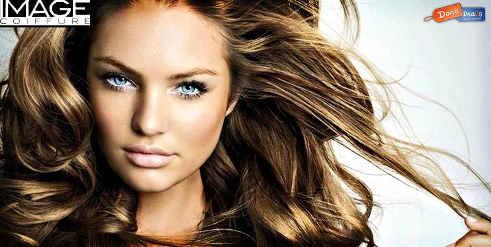 13€ από 35€ (-63%) για μια ολοκληρωμένη περιποίηση γυναικείων μαλλιών που περιλαμβάνει: Βαφή, Λούσιμο, Φορμάρισμα & Μάσκα Ενυδάτωσης στο Image Coiffure στο Ν. Κόσμο, πλησίον μετρό Συγγρού-Φιξ. εικόνα