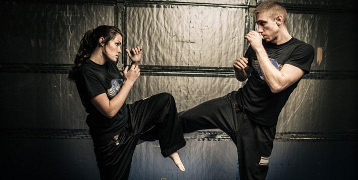 1 μήνα μαθήματα Krav Maga και αυτοάμυνας ISDO, από τον Αθλητικό Γυμναστικό Σύλλογο