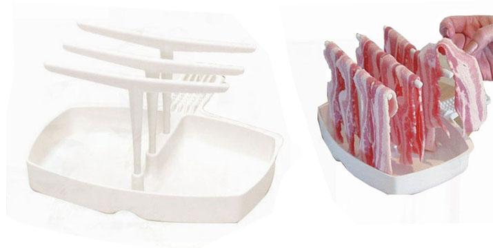 7,90€ για ένα Εργαλείο Ψησίματος Μπέικον στο φούρνο μικροκυμάτων, από την DoneDeals Goods με ΔΩΡΕΑΝ πανελλαδική αποστολή στο χώρο σας.