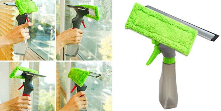 7,90€ από 19,90€ (-60%) για μια Συσκευή Καθαρισμού Τζαμιών Spray Window Cleaner, με παραλαβή από το κατάστημα Magic Hole στο Παγκράτι και με δυνατότητα πανελλαδικής αποστολής. εικόνα
