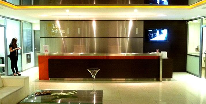 40€ από 198€ (-80%) για ένα Μοναδικό Πακέτο 90' VIP Luxury Therapy για 2 άτομα που περιλαμβάνει μάσκα σοκολατοθεραπείας, full body μασάζ, peeling, μάσκα, αρωματοβροχή και χαμάμ, και ΔΩΡΟ μια συνεδρία διαιτολόγου, από το υπερπολυτελές The Golden Athens Spa 600 τ.μ. στο Σύνταγμα.