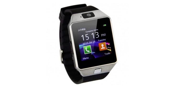 29,90€ από 46,90€ για ένα Smart Watch Κινητό Τηλέφωνο με οθόνη αφής, SIM και Camera, με παραλαβή από το κατάστημα Magic Hole στο Παγκράτι και με δυνατότητα πανελλαδικής αποστολής.