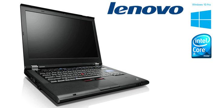 279€ από 399€ για ένα Laptop Lenovo Thinkpad T420 i5 με Microsoft Windows 10 και 1 Χρόνo Εγγύηση (Εκθεσιακό Προϊόν) εικόνα