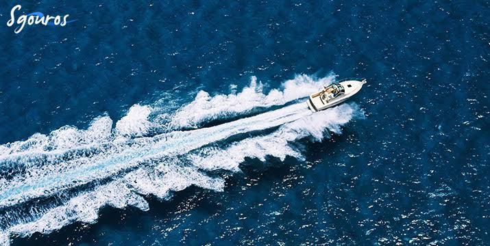90€ για Απόκτηση Διπλώματος Ταχύπλοου Σκάφους, στη Σχολή Sgouros Training Boat στην Γλυφάδα και στην Ελευσίνα.
