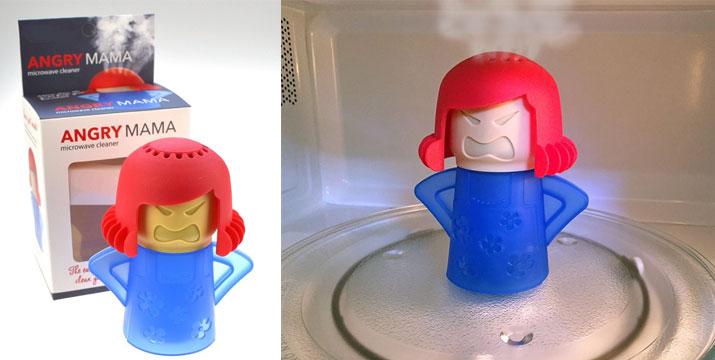12,90€ για ένα Εργαλείο για Τηγανίτες & ΔΩΡΟ ο καθαριστής φούρνων Μικροκυμάτων Angry Mama, από την DoneDeals Products με ΔΩΡΕΑΝ πανελλαδική αποστολή στο χώρο σας.
