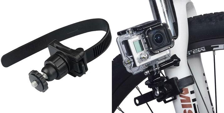 19,90€ από 39,90€ (-50%) για μια Βάση για GoPro Κάμερα με περιστρεφόμενη κεφαλή μπίλιας και σφιγκτήρα, με δυνατότητα παραλαβής και πανελλαδικής αποστολής στο χώρο σας από την DoneDeals Goods.