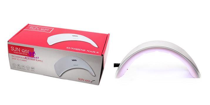 25,50€ από 65,50€ (-61%) για ένα Επαγγελματικό Φουρνάκι Νυχιών με Λάμπες LED UV κατανάλωσης 24W/48W, με LCD οθόνη,  για αποτελεσματικό και έως και 50% ταχύτερο στέγνωμα για gel ή ημιμόνιμο βερνίκι όλων των εταιριών, με παραλαβή από το