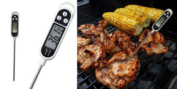6,90€ από 12,90€ για ένα Ψηφιακό Θερμόμετρο  Μαγειρικής, με παραλαβή από το κατάστημα Magic Hole στο Παγκράτι και με δυνατότητα πανελλαδικής αποστολής.