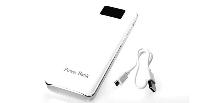 27,90€ για ένα Power Bank 20000mAh με 2 θύρες USB, Φακό & LCD Οθόνη,   από την DoneDeals Goods με ΔΩΡΕΑΝ πανελλαδική αποστολή στο χώρο σας.