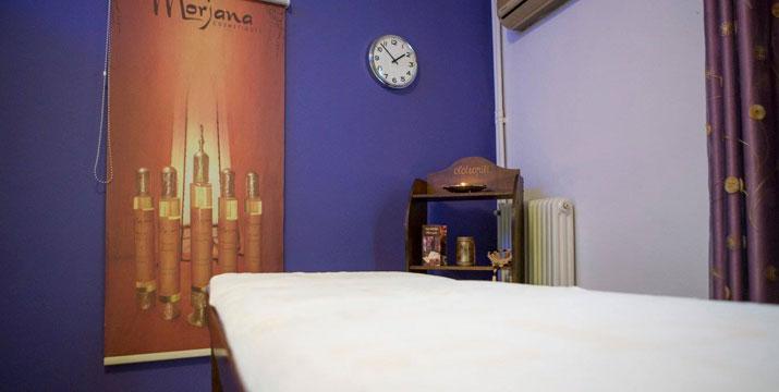 35€ από 120€ (-71%) για ένα Μασάζ Αρωματοθεραπείας με αιθέρια έλαια διάρκειας 50' και 15' Τζακούζι για 2 άτομα, στο