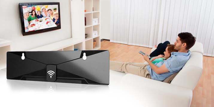 11,90€ από 29,90€ (-60%) για μία Φορητή Εσωτερική Κεραία Τηλεόρασης - HD Αntenna, για λήψη κρυστάλλινου ψηφιακού σήματος, με δυνατότητα παραλαβής και πανελλαδικής αποστολής στο χώρο σας από την DoneDeals Goods. εικόνα