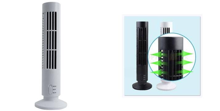 """9,90€ από 20€ (-50%) για έναν Ανεμιστήρα USB Πύργο, με παραλαβή ή δυνατότητα πανελλαδικής αποστολής στο χώρο σας από το """"Idea Hellas"""" στη Νέα Ιωνία εικόνα"""