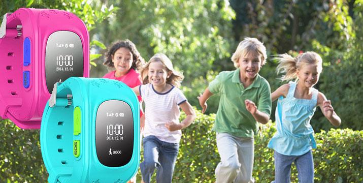 """24,90€ από 49,90€ (-50%) για ένα Παιδικό Ρολόι με ενσωματωμένη συσκευή εντοπισμού GPS και δυνατότητα κλήσης SOS, με παραλαβή ή δυνατότητα πανελλαδικής αποστολής στο χώρο σας από το """"Idea Hellas"""" στη Νέα Ιωνία. εικόνα"""