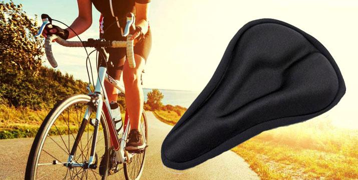 9,90€ από 17,90€ για ένα Ανατομικό Κάλυμμα Σέλας Ποδηλάτου με τζελ, από την DoneDeals Goods με ΔΩΡΕΑΝ πανελλαδική αποστολή στο χώρο σας.