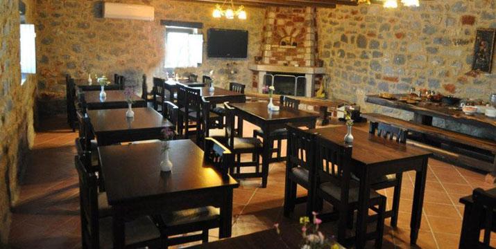 45€/ημέρα από 90€ (-50%) για διαμονή 2 ατόμων σε Standard Double Room με πλούσιο πρωινό σε ένα μαγικό ταξίδι στο χρόνο στην πανέμορφη Μάνη, στους Αναπαλαιωμένους Πύργους της Εδέμ. Απολαύστε την ζεστασιά της φιλοξενίας σε δωμάτιο παραδοσιακής πέτρινης αρχιτεκτονικής της Μάνης.