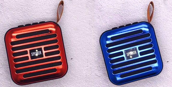 19,90€ από 28,90€ για ένα Φορητό ηχείο T5S 3W με Bluetooth, USB και microSD σε δυο χρώματα, από την DoneDeals Goods με ΔΩΡΕΑΝ πανελλαδική αποστολή στο χώρο σας. εικόνα