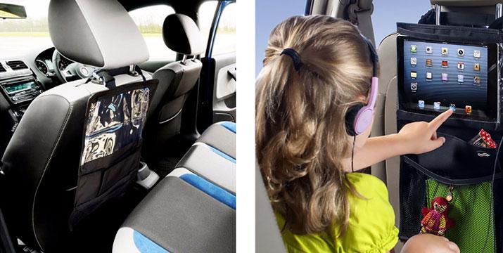 10,90€ για μια Θήκη Αποθήκευσης Tablet για το Προσκέφαλο του Αυτοκινήτου,  από την DoneDeals Goods με ΔΩΡΕΑΝ πανελλαδική αποστολή στο χώρο σας.