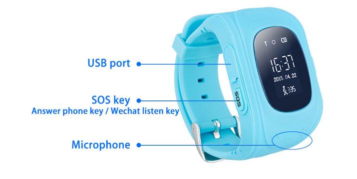 23,90€ από 43,90€ για ένα Παιδικό Ρολόι με ενσωματωμένη συσκευή εντοπισμού GPS και δυνατότητα κλήσης SOS, με παραλαβή από το κατάστημα Magic Hole στο Παγκράτι και με δυνατότητα πανελλαδικής αποστολής.