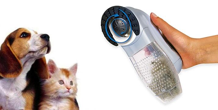 8,90€ από 16€ (-44%) για μια Ηλεκτρική Βούρτσα - Pet Vacuum για Κατοικίδια, με δυνατότητα παραλαβής και πανελλαδικής αποστολής στο χώρο σας από την DoneDeals Goods.