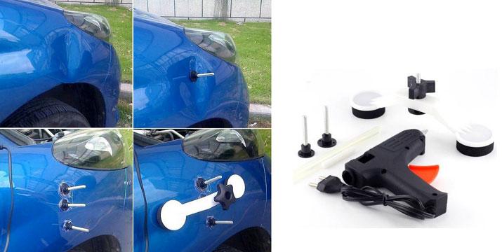 11,90€ από 29,90€ (-60%) για έναν Σετ Επιδιόρθωσης Βαθουλωμάτων Αυτοκινήτου, από την DoneDeals Goods με ΔΩΡΕΑΝ πανελλαδική αποστολή στο χώρο σας.