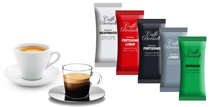 21,90€ από 39,90€ για 100 Κάψουλες Bernini Caffe Mix για μηχανές Nespresso,  με δυνατότητα παραλαβής και πανελλαδικής αποστολής στο χώρο σας από την DoneDeals Goods.