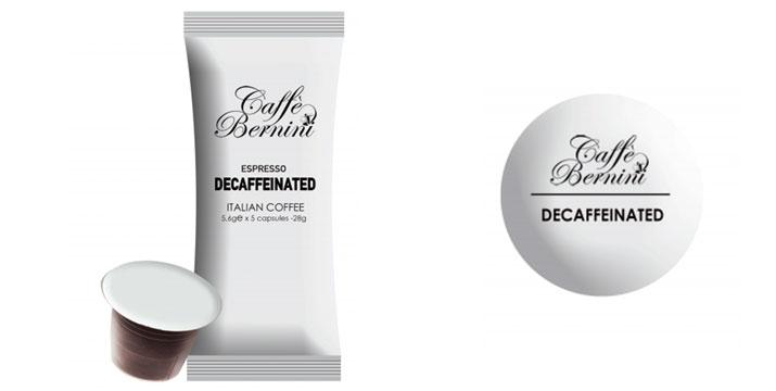 14,90€ από 29,90€ (-50%) για 50 Κάψουλες Bernini Caffe Οργανικού Decaffeinated για μηχανές Nespresso, με δυνατότητα παραλαβής και πανελλαδικής αποστολής στο χώρο σας από την DoneDeals Goods.