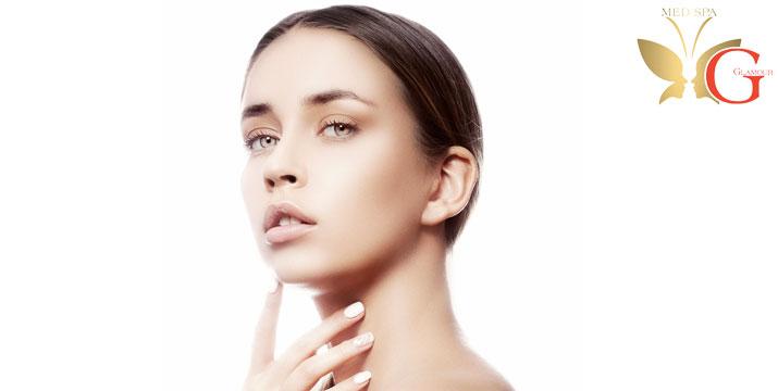 24€ από 115€ (-79%) για έναν Βαθύ Καθαρισμό Προσώπου 6 σταδίων, συνολικής διάρκειας 2 ωρών ΚΑΙ μια Βαθιά Ενυδάτωση extra vitamin C, για εξισορρόπηση και αντισηψία, από το ινστιτούτο ομορφιάς Glamour Med Spa στο Αιγάλεω. εικόνα